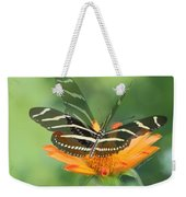 Butterfly In Motion #1967 Weekender Tote Bag