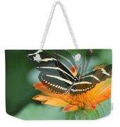 Butterfly In Motion #1968 Weekender Tote Bag
