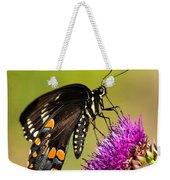 Butterfly In Nature Weekender Tote Bag