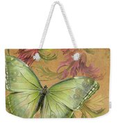 Butterfly Inspirations-a Weekender Tote Bag