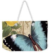 Butterfly Kisses-a Weekender Tote Bag