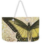 Butterfly Kisses-c Weekender Tote Bag