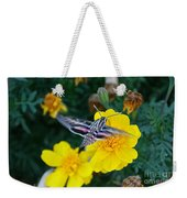 Butterfly Moth Weekender Tote Bag
