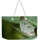 Butterfly Ready For Take Off Weekender Tote Bag