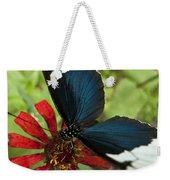 Butterfly Sara Longwing II Weekender Tote Bag