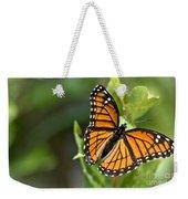 Butterfly Scene Weekender Tote Bag