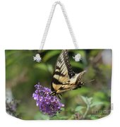 Butterfly Sucking On Some Pollen Weekender Tote Bag
