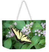 Butterfly - Swallowtail Weekender Tote Bag