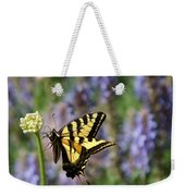 Butterfly Thoughts Weekender Tote Bag