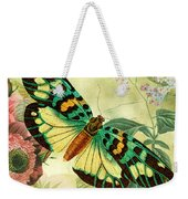 Butterfly Visions-a Weekender Tote Bag