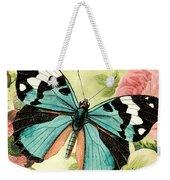 Butterfly Visions-b Weekender Tote Bag