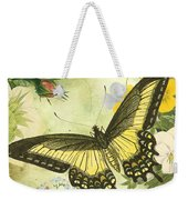 Butterfly Visions-d Weekender Tote Bag