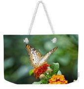 Butterfly Wings Of Sun 2 Weekender Tote Bag by Thomas Woolworth