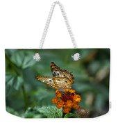 Butterfly Wings Of Sun Light Weekender Tote Bag