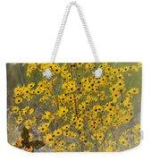 Butterfly's Paradise Weekender Tote Bag