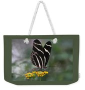 Butterly Weekender Tote Bag