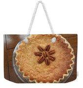 Buttermilk Pecan Pie Weekender Tote Bag