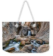 Buttermilks Waterfall Weekender Tote Bag