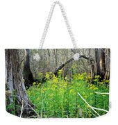 Butterweed Florida Wildflower Weekender Tote Bag