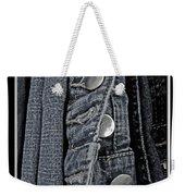 Button Ups Weekender Tote Bag