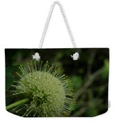 Buttonbush Weekender Tote Bag