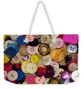 Buttons 667 Weekender Tote Bag