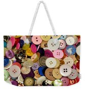 Buttons 671 Weekender Tote Bag