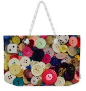 Buttons 680 Weekender Tote Bag