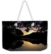 Buttonwood Sunset Weekender Tote Bag