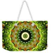 Buy Local Green 1 Weekender Tote Bag