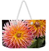Buy Me Flowers Weekender Tote Bag