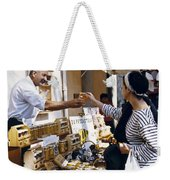 Buying Honey Weekender Tote Bag