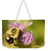 Buzzy Bee Weekender Tote Bag