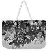 Bw Hanging Thompson Grapes Sultana Poster Look Weekender Tote Bag