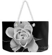 Bw Rose Weekender Tote Bag