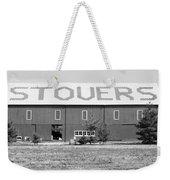 Bw Stovers Farm Market Berrien Springs Michigan Usa Weekender Tote Bag