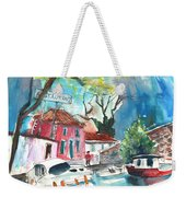 By A French Canal 01 Weekender Tote Bag