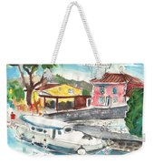 By A French Canal 02 Weekender Tote Bag