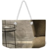 By Lamplight Weekender Tote Bag by Margie Hurwich