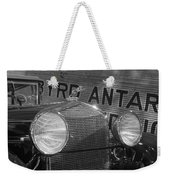 By Land And Air... 30s Style Weekender Tote Bag