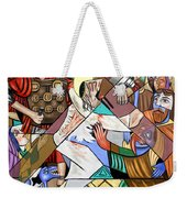 By My Wounds You Were Healed Weekender Tote Bag