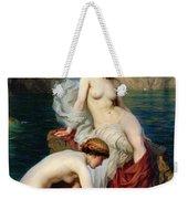 By Summer Seas Weekender Tote Bag