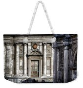 By The Arch Weekender Tote Bag
