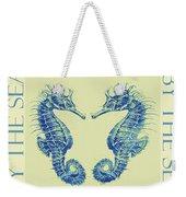 by the beautiful sea II Weekender Tote Bag by Jane Schnetlage