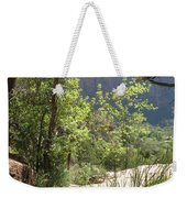 By The Emerald Pools - Zion Np Weekender Tote Bag