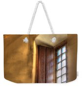 By The Light Of The Window Weekender Tote Bag
