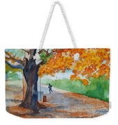 By The Rideau Canal Weekender Tote Bag