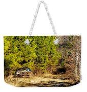 By The Roadside Weekender Tote Bag