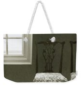 By The Window Weekender Tote Bag