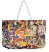 Byzantine Characters #1 Weekender Tote Bag by Richard Baron